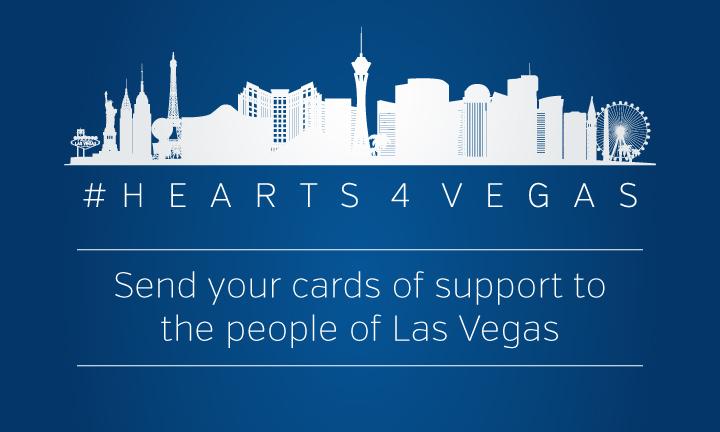 #Hearts4Vegas