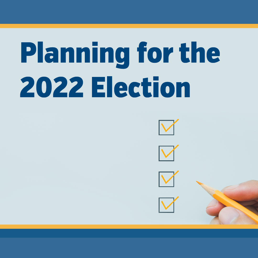 Take an online survey to share your thoughts and ideas on election-related topics