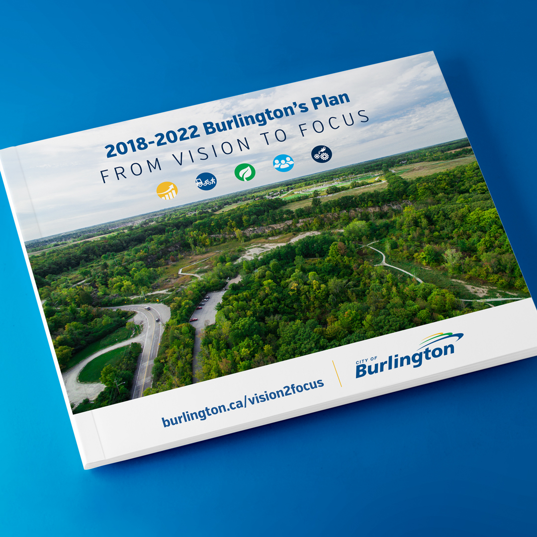 2018-2022 Burlingtons Plan: From Vision to Focus