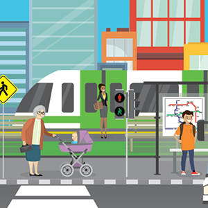 The City is developing Area-Specific Plans (ASPs) for Burlington's three Major Transit Station Areas to create a vision for future growth.
