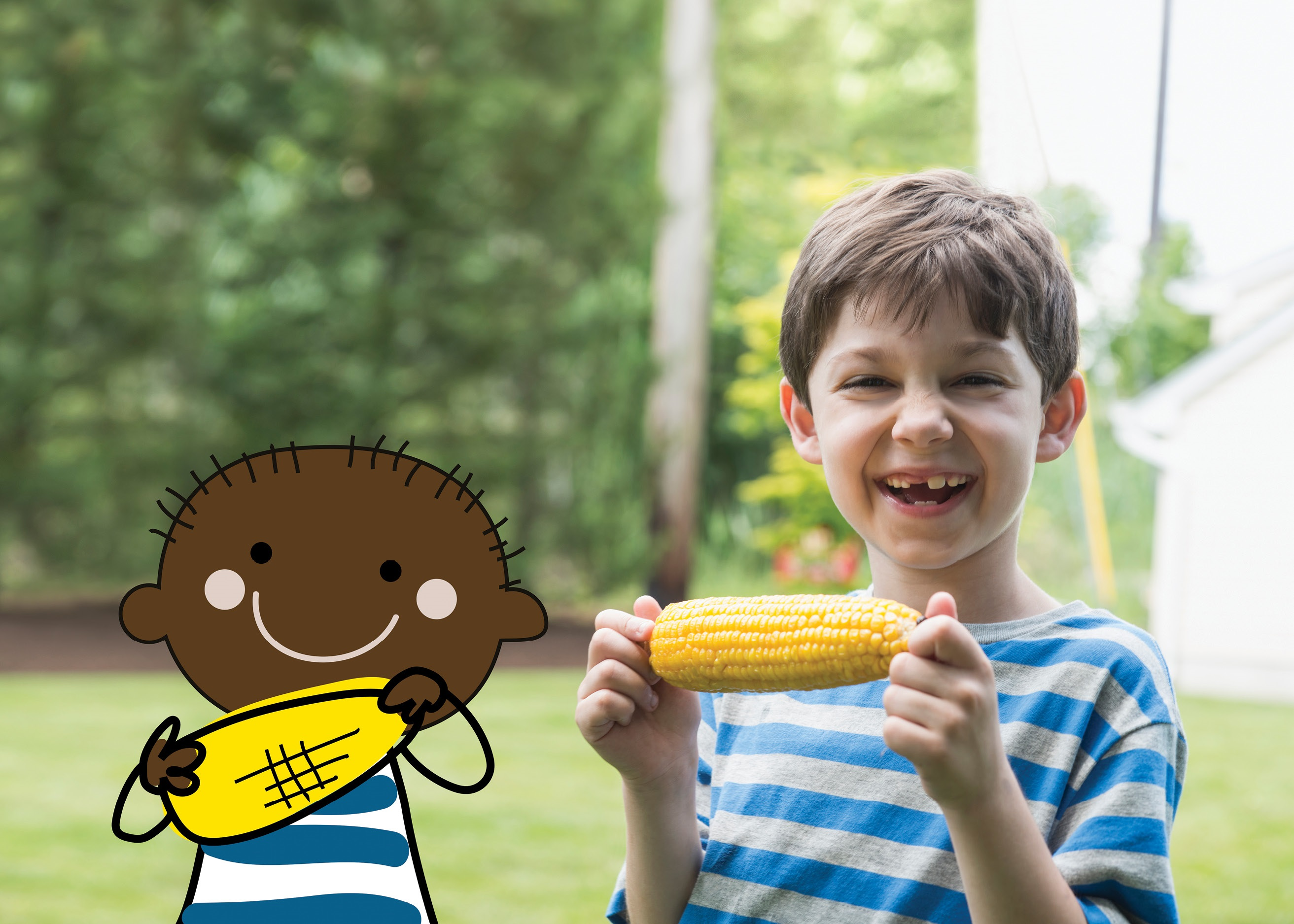 Healthy Kids Challenge Burlington - Boost veggies and fruits