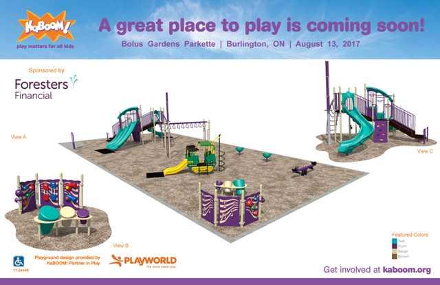 new playground design