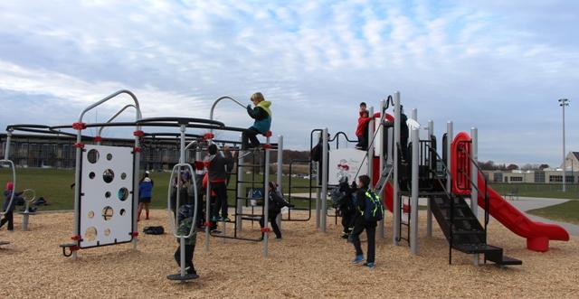 Doug Wright playground