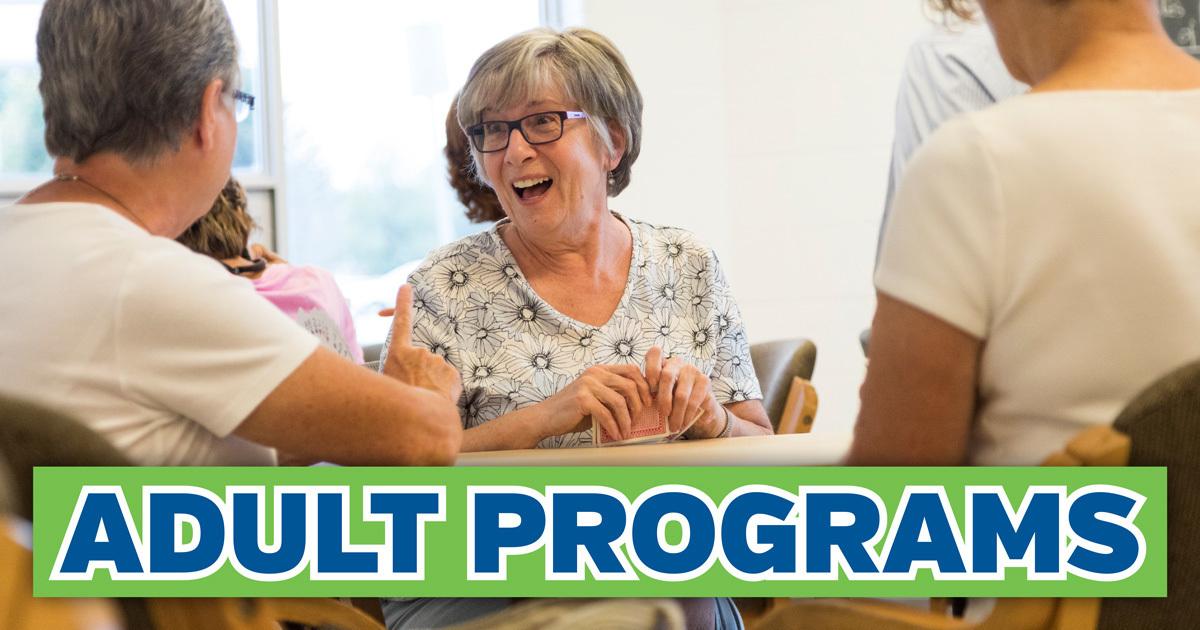 Register for summer receation programs starting July 24