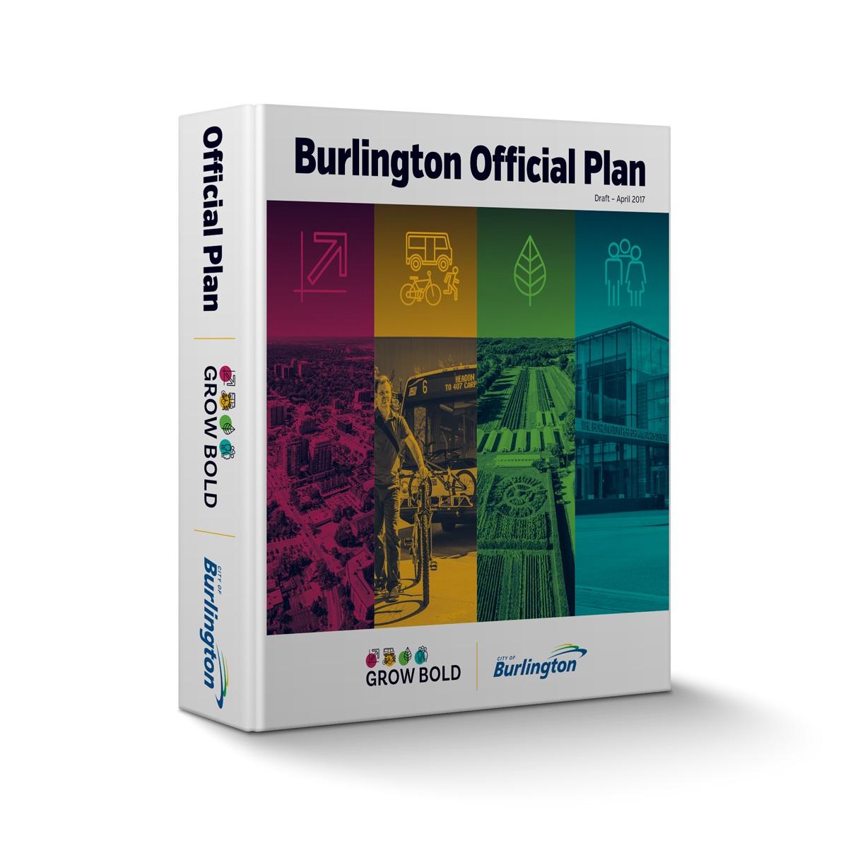 Burlington's draft new Official Plan